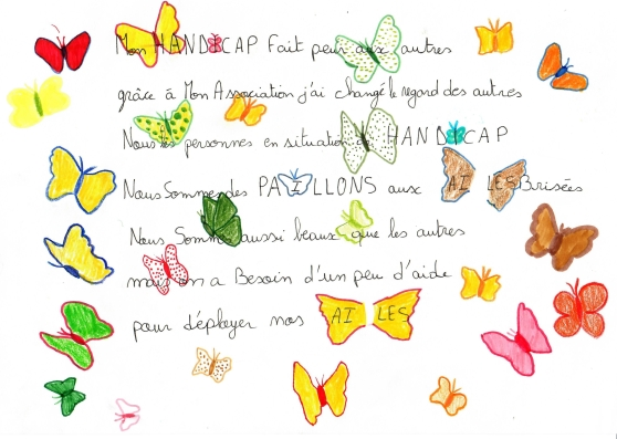 POEME PAPILLONS
